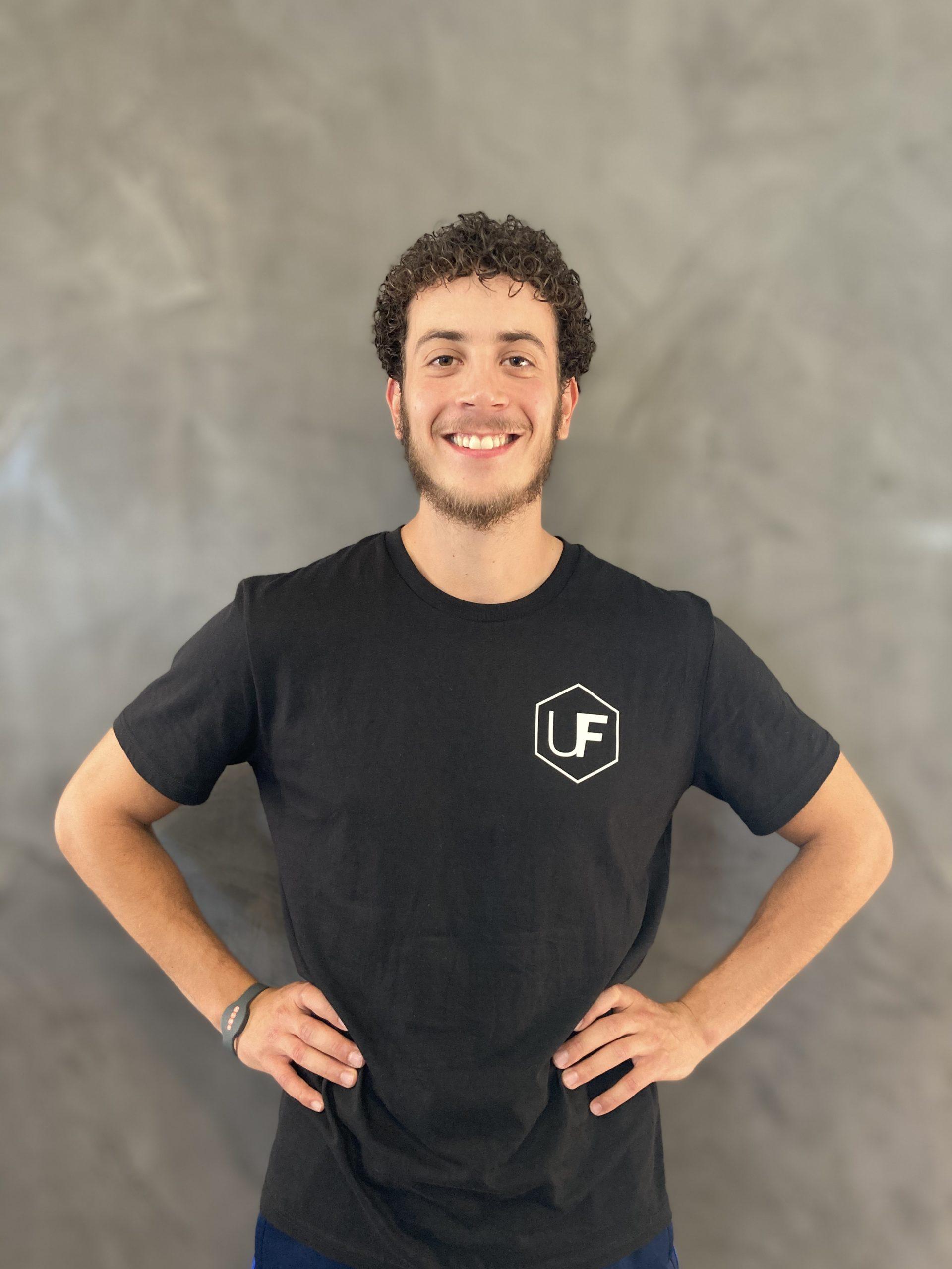 Jouri Akkerman trainer Ultimate Fit Rhenen